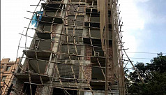 Three construction workers die falling from building in Dhaka