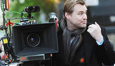 Christopher Nolan visits theatre with wife to encourage moviegoers