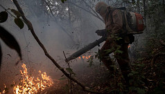 Desperate race against fires in world's...