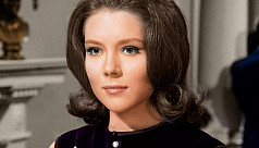 Diana Rigg: from sexy super-spy to Queen...