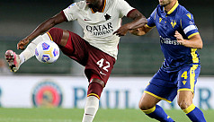 Roma given defeat for using ineligible player in Serie A