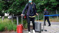 Havertz leaves camp to finalize...