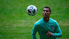 Chasing a century, Ronaldo hints at return against Sweden