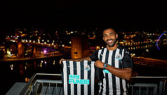 Newcastle sign striker Wilson and winger...