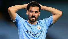 Gundogan tests positive for Covid-19