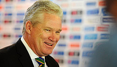 Former Australia cricketer Dean Jones...