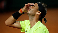 Nadal not interested in excuses after Rome exit