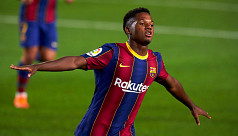 Fati shows there is life after Messi