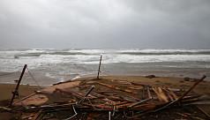 Floods, wind damage as rare medicane...