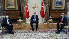 Turkish president for D-8 expansion