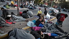 Greece races to shelter thousands after...