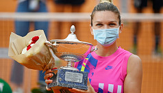 Halep tests Covid-19 positive