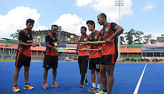 Harun becomes hockey coach again, doubts over league