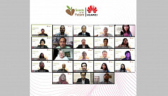 10 Bangladeshi students to receive training from Huawei