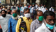 India's new Covid-19 infections at lowest in almost a month