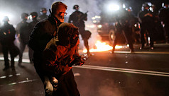 Portland police make over 50 arrests, use tear gas