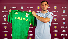 Villa land goalkeeper Martinez from Arsenal