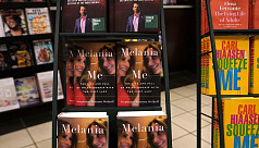New book 'Melania and Me' feeds speculations about First Lady