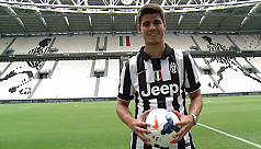 Morata undergoes Juve medical