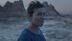 Frances McDormand plays a modern-day...