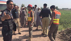5 killed in attempt to recycle mortar shell in Pakistan