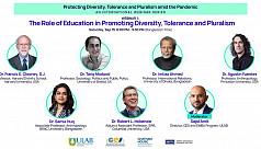 ULAB organizes international webinar series on protecting diversity, tolerance amid Covid-19