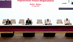Afghan peace talk negotiators to hold...