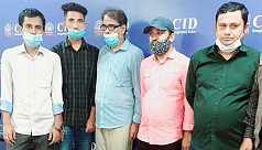 5 arrested for pocketing money by tempting...