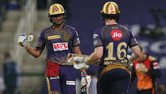 Morgan lauds Gill in Kolkata's big IPL win