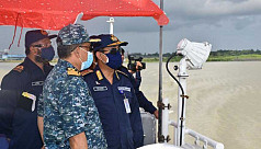 Coast Guards successfully conclude special exercise at Payra port