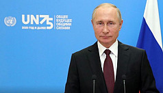 Putin for strengthening WHO, proposes conference on coronavirus vaccine