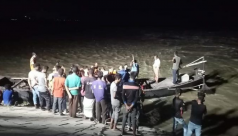2 students go missing as boat capsizes in Padma River