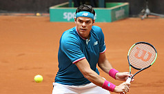 Raonic pulls out of French Open