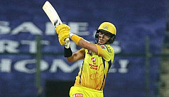 Curran hails genius Dhoni after CSK win