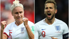 Equal pay already in place for England's...