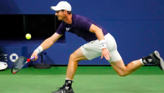 US Open Highlights: Serena advances, Murray crashes out