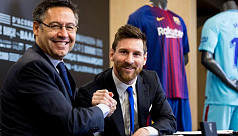 Bartomeu wants to make peace with...