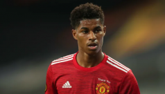 Young fan thanks Man United's Rashford for charity work