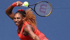 Williams to face 'incredible' Osaka after statement win over Halep