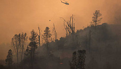 Helicopters rescue dozens trapped by...