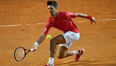 Djokovic wins fifth Italian Open to...
