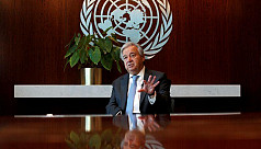 UN chief: If world handles climate like Covid-19, I fear the worst