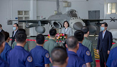 Taiwan's armed forces strain in undeclared war of attrition with China