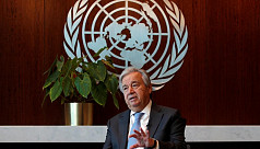 UN chief deplores persistent lack of women in peace efforts