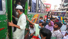 Buses flout health guidelines, chaos around fares