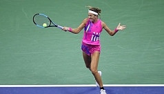Serena falls to Azarenka in US Open...