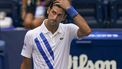 Djokovic ready to move on from US Open default