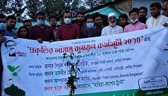 Massive tree plantation program inaugurated...