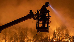California wildfires burn 3.75m acres with 26 fatalities