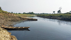 Sutang River, once a boon now a curse